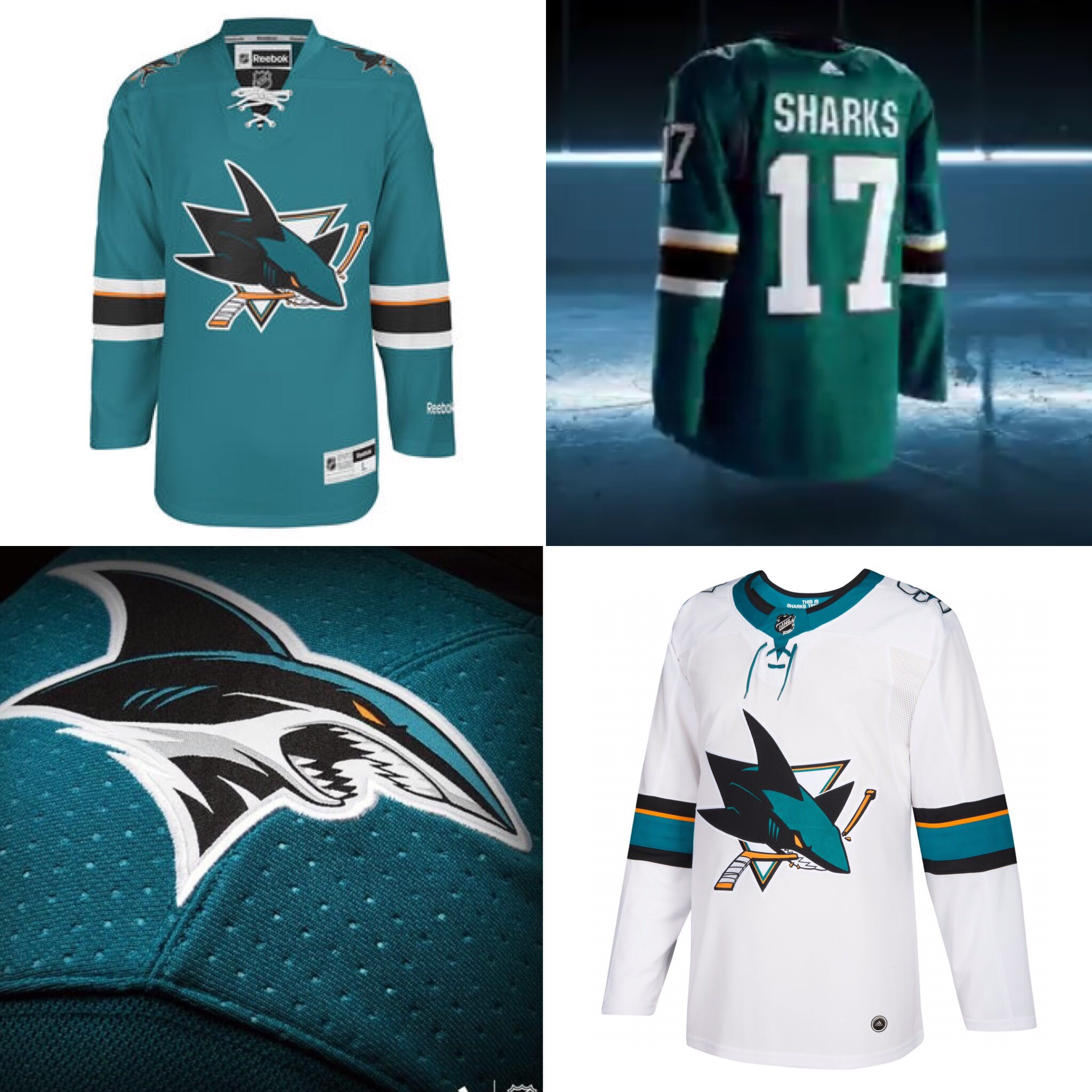 best loved b59dd 2bd84 Fashion Police: Reviewing all 31 new Adidas NHL jerseys ...