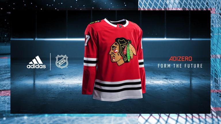 Fashion Police  Reviewing all 31 new Adidas NHL jerseys – chicago ... 0a91d27dc